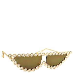 Blingtastic Sunglasses (Brown)